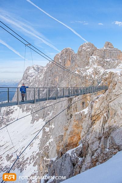 Dachstein Gletscher Hängebrücke