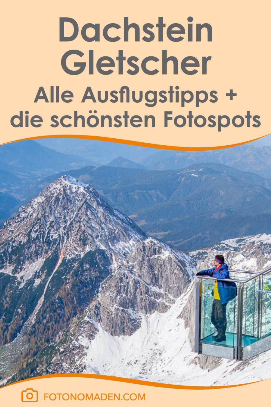 Dachstein Gletscher Pin