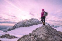 Dachstein Gletscher Morgenstimmung