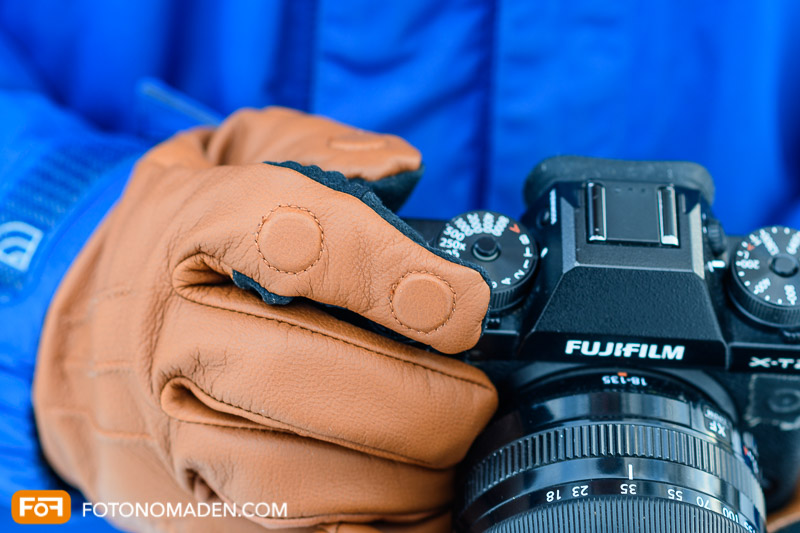 Vallerret Urbex Fotohandschuhe für Streetfotografen