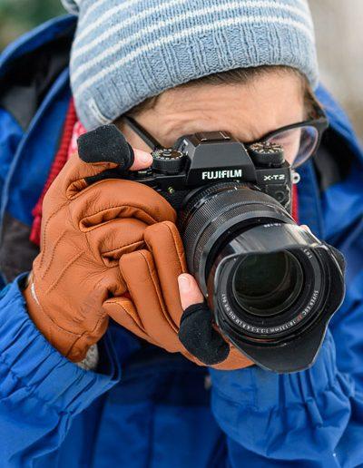 Vallerret Urbex Fotohandschuhe