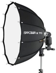 SMDV D70 II Firefly Pro Beauty Softbox
