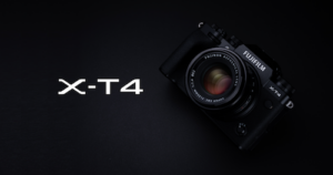Fujilfilm X-T4