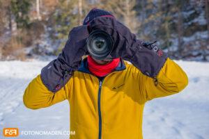 Fotohandschuhe für Fotografen