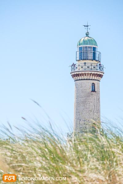 Foto-Reiseführer Deutschland Leuchtturm Warnemünde