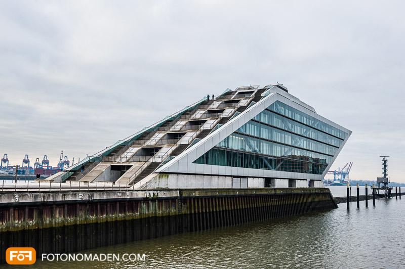Foto Reiseführer Hamburg - Dockland