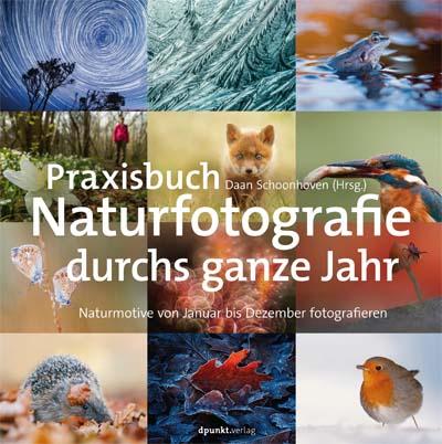 Titelbild Naturfotografie durchs ganze Jahr