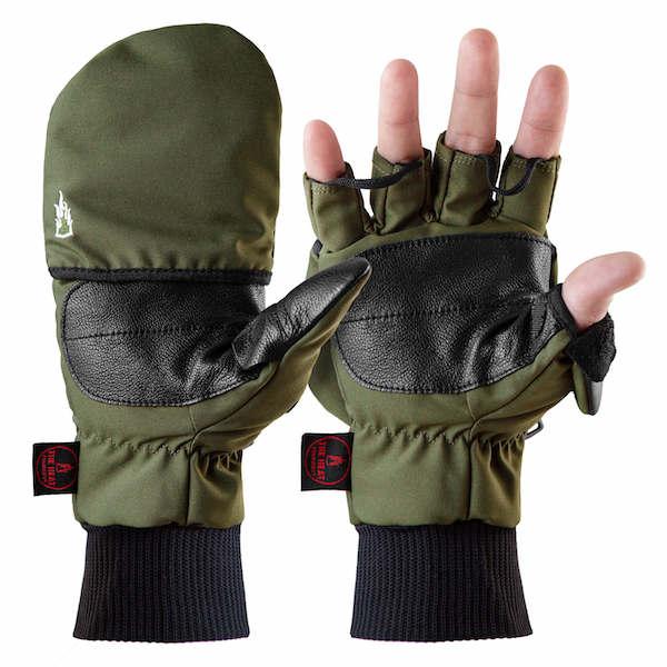 Heat 2 Softshell Handschuh